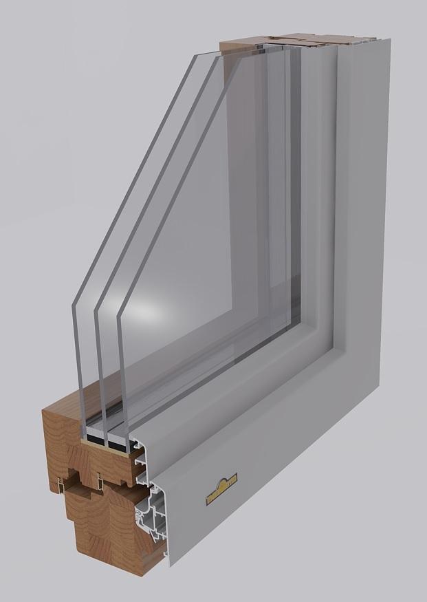 Produkte Holz Alu Fenster Merantin Kft